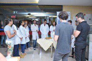 Dietas para diversas patologias são apresentadas em Projeto Interdisciplinar 1