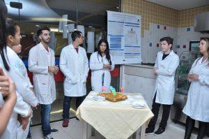 Dietas para diversas patologias são apresentadas em Projeto Interdisciplinar