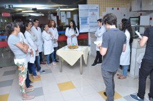 Dietas para diversas patologias são apresentadas em Projeto Interdisciplinar 6