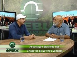 Professor Silvio Mundim participa do programa Zebu para o Mundo 1