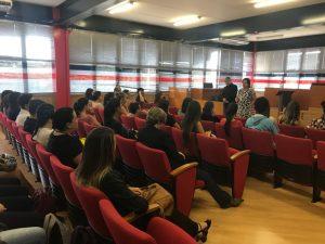 """Curso de Direito realiza palestra sobre """"Gestão Estratégica das Competências"""" 1"""