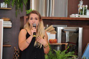 Egressos do curso de Nutrição ministram palestras na Temporada Gourmet Center Shopping 3