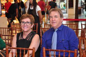 Egressos do curso de Nutrição ministram palestras na Temporada Gourmet Center Shopping 7