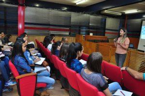 III Ciclo de palestras do curso de Farmácia é realizado no campus 2