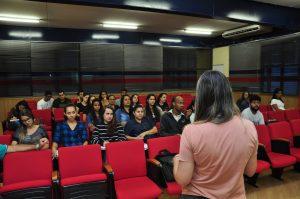III Ciclo de palestras do curso de Farmácia é realizado no campus 3