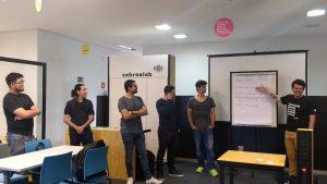Finalistas do programa Agita participam de oficina e mentoria 1