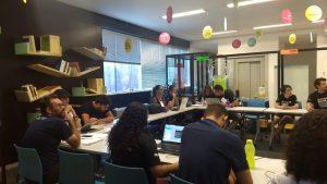 Finalistas do programa Agita participam de oficina e mentoria 3