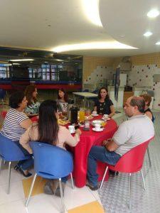 """Curso de Farmácia realiza """"Café Empresarial"""" 3"""