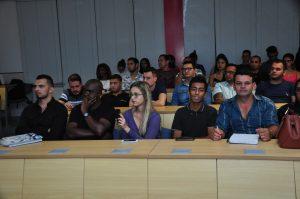 Unitri realiza palestra com egresso do curso de direito Dr. Guilherme Jesuíno 1