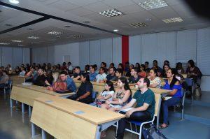 Unitri realiza palestra com egresso do curso de direito Dr. Guilherme Jesuíno 2