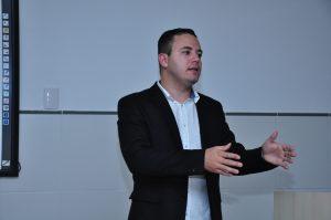 Unitri realiza palestra com egresso do curso de direito Dr. Guilherme Jesuíno 3
