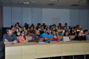 Unitri realiza palestra com egresso do curso de direito Dr. Guilherme Jesuíno 4