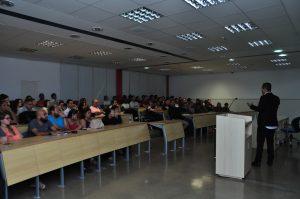 Unitri realiza palestra com egresso do curso de direito Dr. Guilherme Jesuíno 5