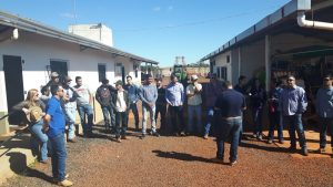 Alunos do curso de Engenharia Agronômica realizam visita técnica em multinacional 1