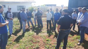 Alunos do curso de Engenharia Agronômica realizam visita técnica em multinacional
