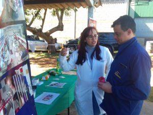 Cursos da área da saúde participam da SIPAT na Politriz 2