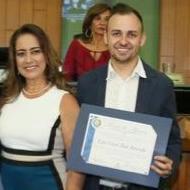 Professores do curso de Odontologia são homenageados na Câmara Municipal