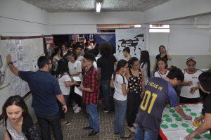 Unitri realiza Feira das Profissões Itinerante na E.E. Messias Pedreiro 1